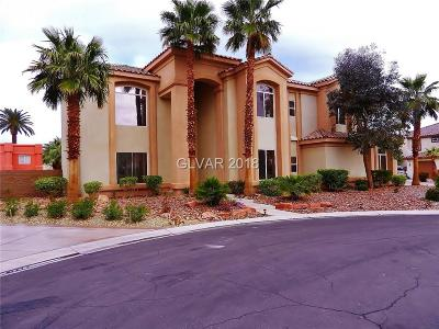 Las Vegas NV Single Family Home For Sale: $879,000