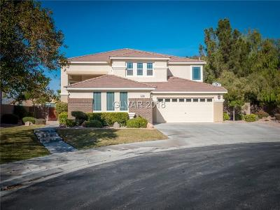 Clark County Single Family Home For Sale: 2258 Scena Court
