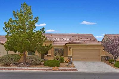 North Las Vegas Single Family Home For Sale: 7461 Widewing Drive