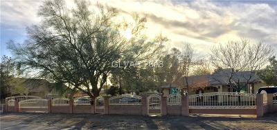 Las Vegas NV Single Family Home For Sale: $340,000