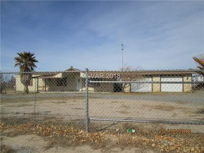 Pahrump NV Manufactured Home Under Contract - No Show: $89,900