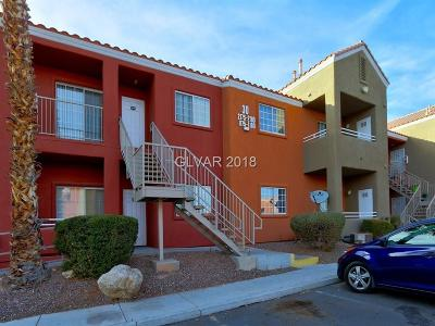 North Las Vegas Condo/Townhouse For Sale: 4730 Craig Road #2179