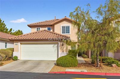 Las Vegas NV Single Family Home For Sale: $259,777