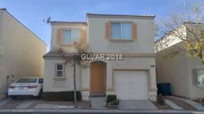 Las Vegas NV Single Family Home For Sale: $211,888
