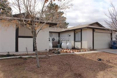 Las Vegas Single Family Home For Sale: 6417 Placer Drive