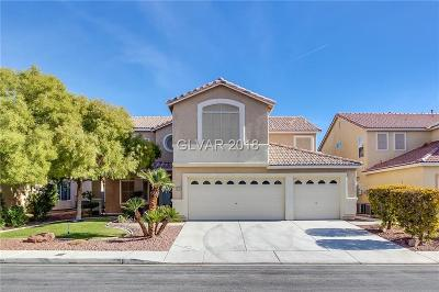 Las Vegas NV Single Family Home For Sale: $372,000