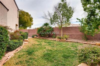 Las Vegas NV Single Family Home For Sale: $338,900