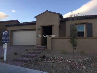 Las Vegas NV Single Family Home For Sale: $632,827