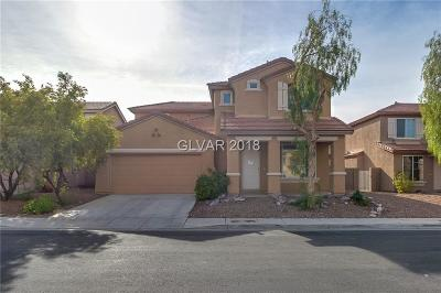 Henderson NV Single Family Home For Sale: $287,000