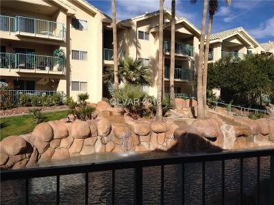 Laughlin NV Condo/Townhouse For Sale: $99,900