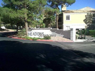 Las Vegas NV Condo/Townhouse For Sale: $78,900