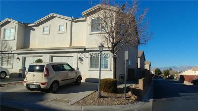Las Vegas Condo/Townhouse For Sale: 2025 Cary Grant Court