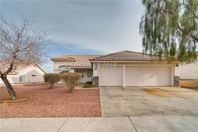 Henderson NV Single Family Home For Sale: $330,000