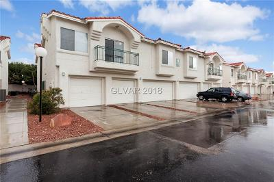 Las Vegas NV Condo/Townhouse Contingent Offer: $134,900