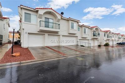Las Vegas Condo/Townhouse For Sale: 6201 Lake Mead Boulevard #236