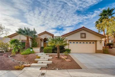 Las Vegas NV Single Family Home For Sale: $459,000