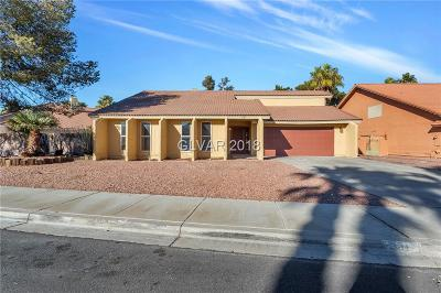 Henderson NV Single Family Home For Sale: $319,900