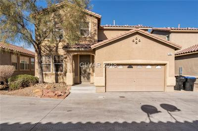 Henderson NV Single Family Home For Sale: $249,900
