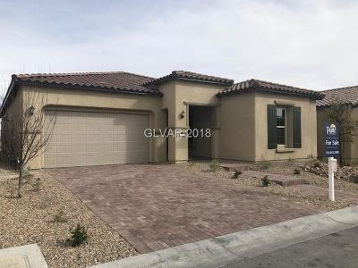 Las Vegas NV Single Family Home For Sale: $573,496