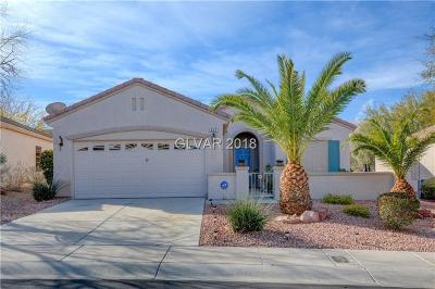 Henderson NV Single Family Home For Sale: $359,000