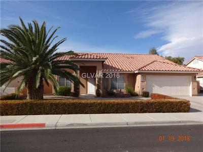 Las Vegas Single Family Home For Sale: 5361 Riverboat Court