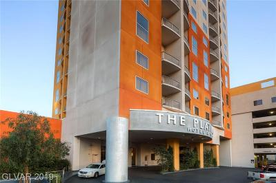 Las Vegas High Rise For Sale: 211 East Flamingo Road #410