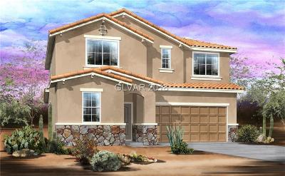 North Las Vegas Single Family Home For Sale: 4224 Seclusion Bay Avenue #lot 19