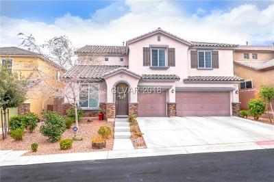 Las Vegas Single Family Home For Sale: 10211 Borah Peak Avenue