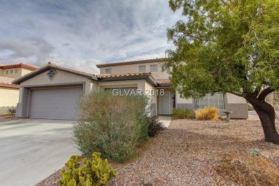 Las Vegas Single Family Home For Sale: 7312 Bosky Springs Street