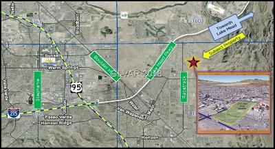 Las Vegas Residential Lots & Land For Sale: Geneva Ave & Orleans St.