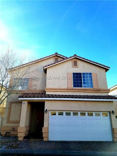 Las Vegas Single Family Home For Sale: 7407 Catmint Street