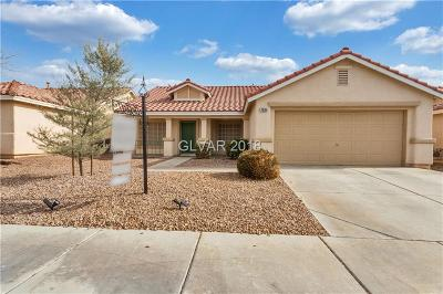 Single Family Home For Sale: 7016 Feather Pine Street