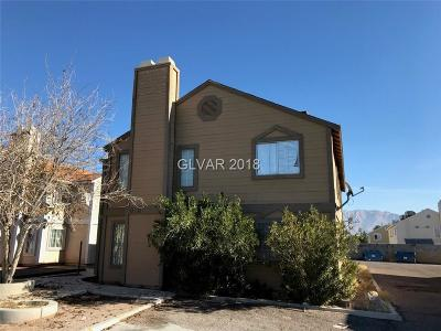 Las Vegas Multi Family Home For Sale: 905 Staffordshire Circle