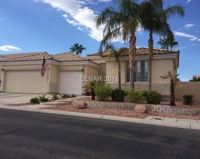 Las Vegas Single Family Home For Sale: 9190 Golden Feather Court