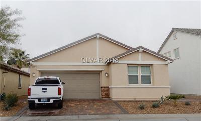 Henderson Single Family Home For Sale: 3653 Via Certaldo Avenue