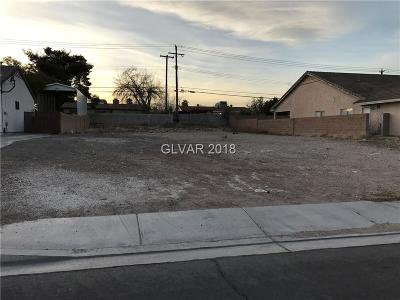 Las Vegas Residential Lots & Land For Sale: 1501 Winwood Street