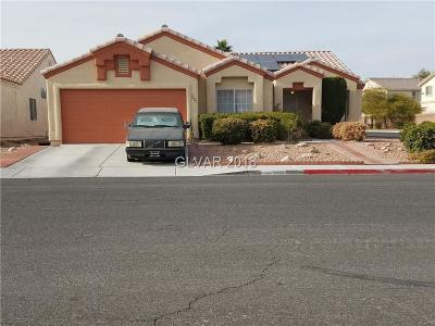 North Las Vegas Single Family Home For Sale: 3837 Fall Oaks Court