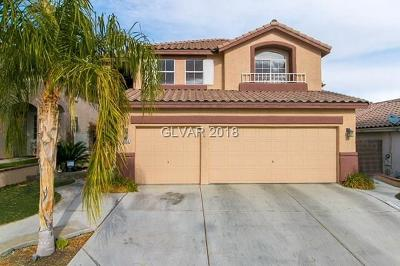 Las Vegas Single Family Home For Sale: 9520 Atwood Avenue