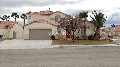 North Las Vegas Single Family Home For Sale: 421 Violetta Avenue