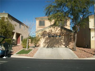 Henderson Single Family Home For Sale: 344 Sweet Sugar Pine Drive