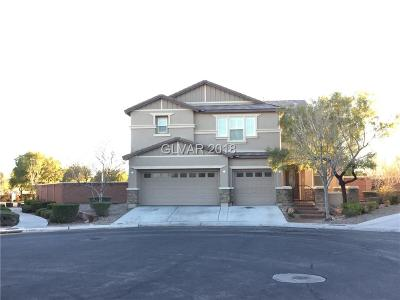 North Las Vegas Rental For Rent: 6071 Silken Saddle Street