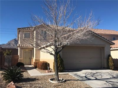 Las Vegas Single Family Home For Sale: 1417 Swanbrooke Drive