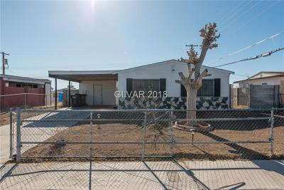 North Las Vegas Single Family Home For Sale: 1917 Bluff Avenue