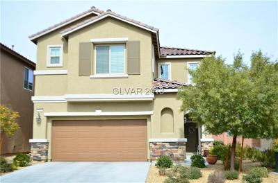 Las Vegas Single Family Home For Sale: 7730 Sagamore Bay Court