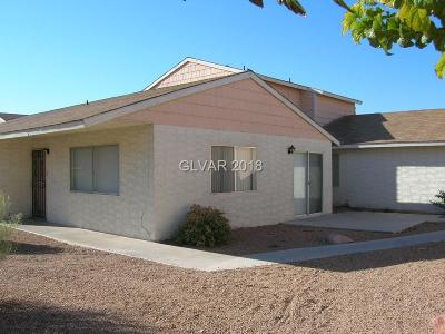 Las Vegas Multi Family Home For Sale: 5136 Gray Lane