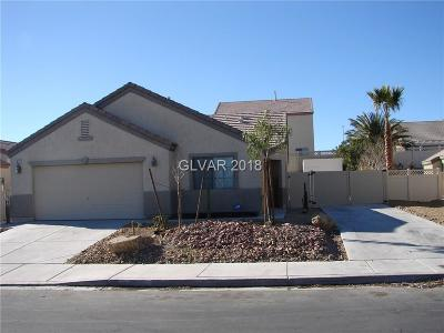 North Las Vegas Single Family Home For Sale: 5717 Lawrence Street