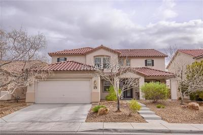 Las Vegas NV Single Family Home For Sale: $469,998