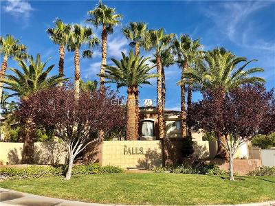 Las Vegas Condo/Townhouse For Sale: 9050 Warm Springs Road #1048