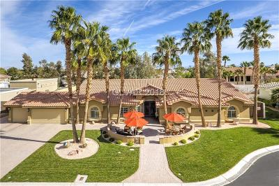 Las Vegas Single Family Home Contingent Offer: 1504 Ten Palms Court