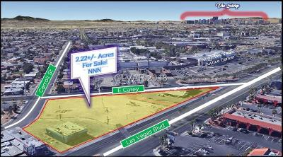 Las Vegas Residential Lots & Land For Sale: 2440 Las Vegas Boulevard